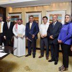 الإمارات تدشن 6 مراكز تجارية عالمية في مصر توفر 5 آلاف فرصة عمل
