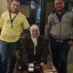 صور  بعد تداول قصته على السوشيال ميديا «مسن الإسكندرية» يحقق حلمه
