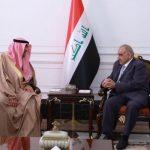 عبدالمهدي: العلاقات بين العراق والكويت استثنائية