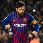 ميسي يقود برشلونة للفوز علي إشبيلية بالدوري الإسباني