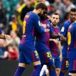برشلونة يحل ضيفا علي ليون في ثمن نهائي دوري أبطال أوروبا