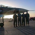 سلاح الجو الليبي يقصف أهدافا قرب حقل الفيل