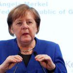 ميركل: الاتحاد الأوروبي يريد تجنب تصعيد الخلاف مع إيران