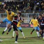 الإسماعيلي يفوز علي النجوم بصعوبة بالدوري المصري