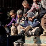 آلاف المدنيين لا يزالون في آخر جيب لداعش بشرق سوريا