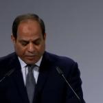 السيسي: استقرار المنطقة مرتبط بتسوية القضية الفلسطينية