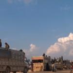 اشتباكات متقطعة بين قوات سوريا الديمقراطية وداعش في بلدة الباغوز شرقي دير الزور
