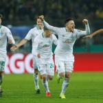 دورتموند يودع كأس ألمانيا بعد هزيمة بركلات الترجيح أمام بريمن