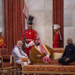السعودية والهند تتفقان على تعزيز الأمن البحري ومكافحة الإرهاب