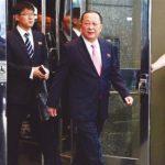 وفد من وزارة خارجية كوريا الشمالية يسافر للصين اليوم