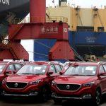 مبيعات السيارات في الصين تنخفض 8.2% في 2019