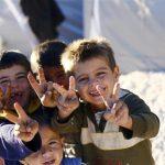 الأمم المتحدة تطالب بحقوق كاملة لأطفال سوريا النازحين