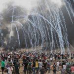 استشهاد طفل فلسطيني وإصابة العشرات برصاص الاحتلال شرق غزة