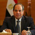 الرئيس المصري: سنواصل البناء والتعمير في مواجهة محاولات التخريب