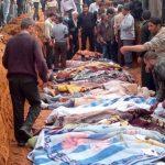 العثور على رفات 300 شخص داخل مقبرة جماعية في سوريا