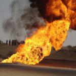 انفجار بخط أنابيب للغاز في إيران