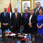 الحمدالله: نسعى لعقد مؤتمر سلام دولي لبحث حل القضية الفلسطينية