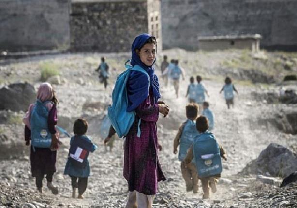 أطفال أفغانستان يدفعون ثمن الحرب