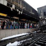 محكمة مصرية تجدد حبس 5 متهمين في قضية حريق محطة مصر
