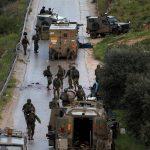 قوات الاحتلال تعتقل 25 فلسطينيا بالضفة الغربية