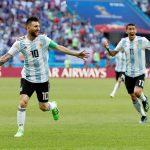 عودة ميسي لصفوف منتخب الأرجنتين بعد ابتعاد 8 أشهر