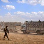قوات سوريا الديمقراطية: استئناف هجوم الباغوز السبت
