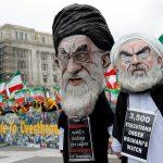 مظاهرة حاشدة للمعارضة الإيرانية في برلين ضد نظام الحكم في طهران