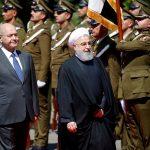 تليفزيون العراق: روحاني يتطلع لإقامة مشروع سكك حديد مع العراق قريبا