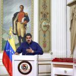 مادورو يدعو إلى مقاومة شعبية في ظلّ أزمة الكهرباء بفنزويلا