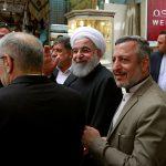 السيستاني لروحاني: يجب احترام السيادة العراقية