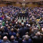 البرلمان البريطاني يرفض الخروج من الاتحاد الأوروبي بدون اتفاق