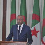 وكالة الأنباء الجزائرية: رئيس الوزراء يبدأ محادثات تشكيل حكومة جديدة