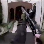 كأنه يلعب لعبة إلكترونية.. شاهد الفيديو الخاص بإرهابي مذبحة نيوزيلندا