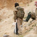 قوات سوريا الديمقراطية تحتجز المئات من مسلحي داعش المصابين