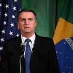 الرئيس الأمريكي يستقبل «ترامب البرازيل»
