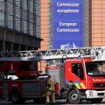 حقيقة الإنذار الكاذب بوجود قنبلة قرب مقر الاتحاد الأوروبي في بروكسل