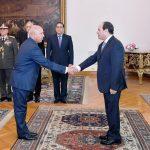 كامل الوزير يؤدي اليمين وزيرا للنقل المصري