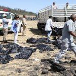 عائلات ضحايا الطائرة الإثيوبية تزور موقع التحطم