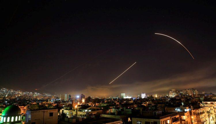 الدفاعات الجوية السورية- صورة أرشيفية