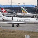 طائرة جزائرية يتوقع أنها تقل بوتفليقة تقلع من جنيف