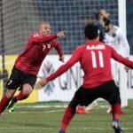 الجزيرة الأردني يفوز على الكويت الكويتي بهدف نظيف في كأس الاتحاد الآسيوي