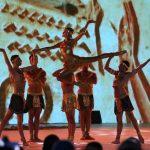 وزيرة الثقافة المصرية تحتفل بنجاح عروض ملتقى الشباب العربي الأفريقي