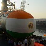 البحرية الباكستانية تمنع غواصة هندية من دخول مياهها