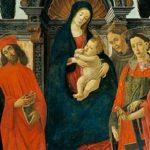 اكتشاف لوحة للفنان الإيطالي بوتيتشيلي تحت طبقات من الورنيش