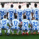 لاعبو نادي ليجانيس الإسباني يرتدون قمصانا تحمل أسماء أمهاتهم