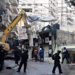 الاحتلال الإسرائيلي يهدم مدرسة في مخيم شعفاط بالقدس