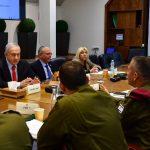 الكابينت الإسرائيلي يناقش اقتطاع 43 مليون دولار من مقاصة فلسطين