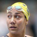 فريدة عثمان تفوز بذهبية 50 متر فراشة في بطولة الجائزة الكبرى