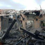 إصابات في سقوط صاروخ على شمال تل أبيب