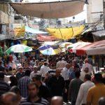 تقرير: الفلسطينيون ينفقون ثلث دخلهم على الطعام